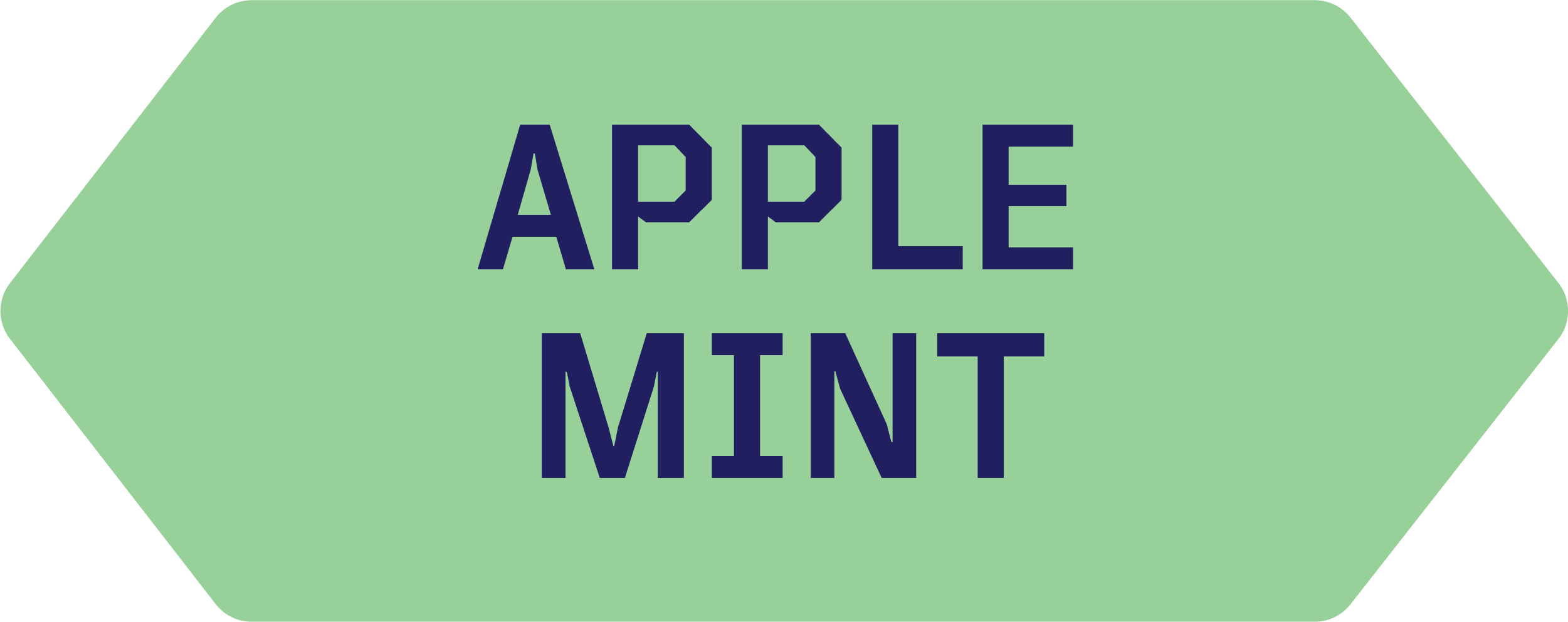 Apple-Mint